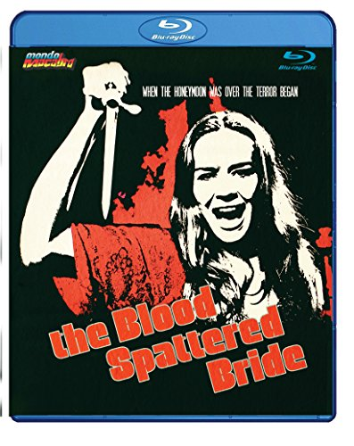The Blood Splattered Bride [Blu-ray]