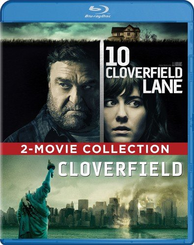 10 Cloverfield Lane / Cloverfield [Blu-ray]