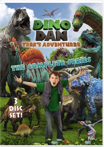Dino Dan: Trek's Adventures Complete Series