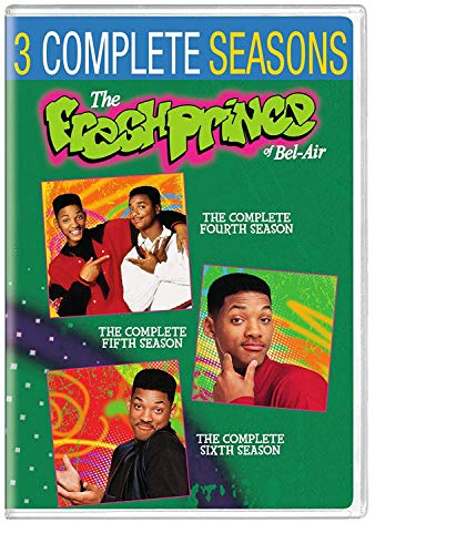 Fresh Prince of Bel-Air, The: Seasons 4-6