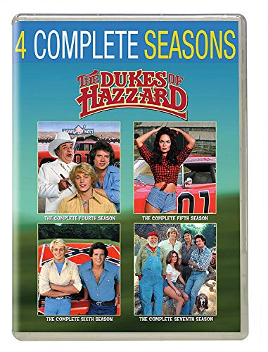 Dukes of Hazzard, The: Seasons 4-7