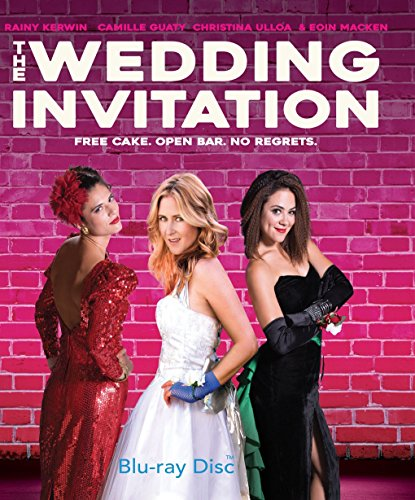 Mod-Wedding Invitation [Blu-ray]