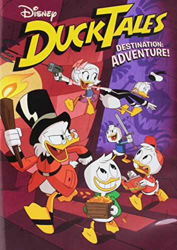 DISNEY DUCKTALES THE SERIES: DESTINATION ADVENTURE!