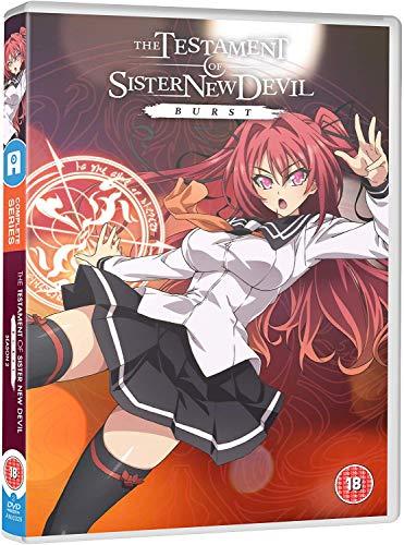 Testament of Sister New Devil Burst Standard DVD