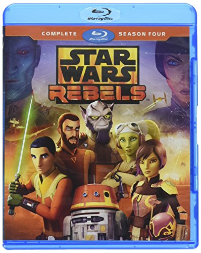 Star Wars Rebels: Complete Season 4 [Blu-ray]