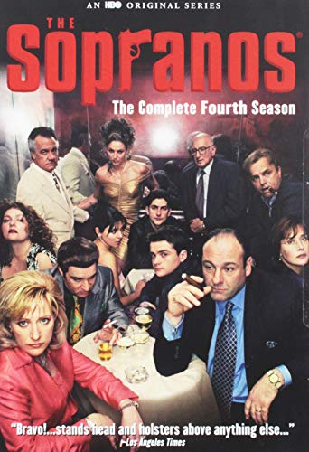 Sopranos, The: The Complete Seasons 1234