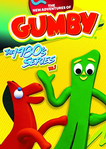 Gumby: 80's Series V1