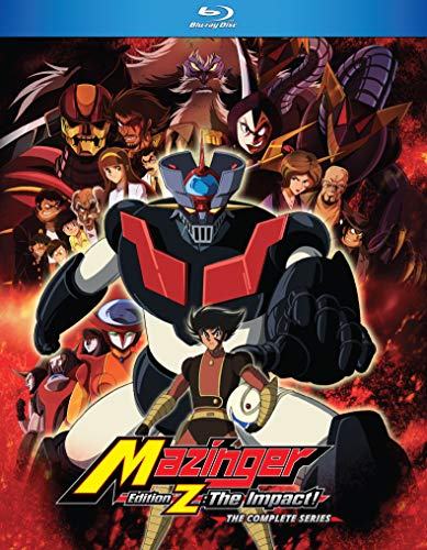 Mazinger Edition Z: The Impact! Complete Series [Blu-ray]