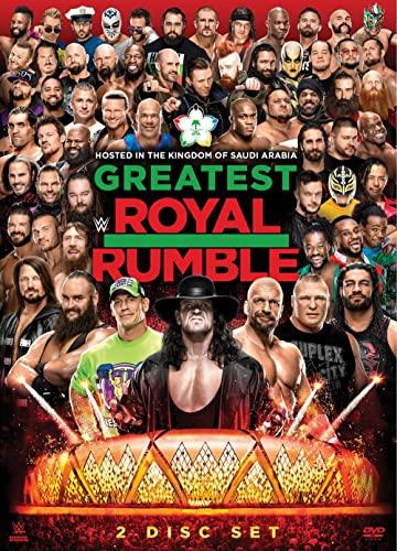 WWE: Greatest Royal Rumble 2018