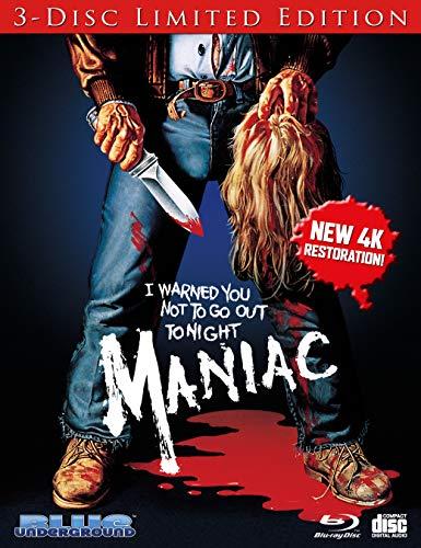 Maniac: Limited Edition