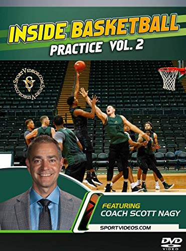 Inside Basketball Practice with Coach Scott Nagy Vol. 2 DVD