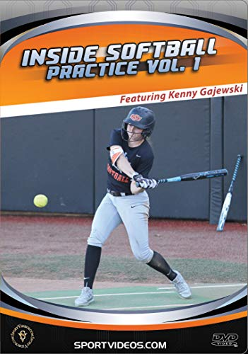 Inside Softball Practice with Coach Kenny Gajewski Vol. 1 DVD