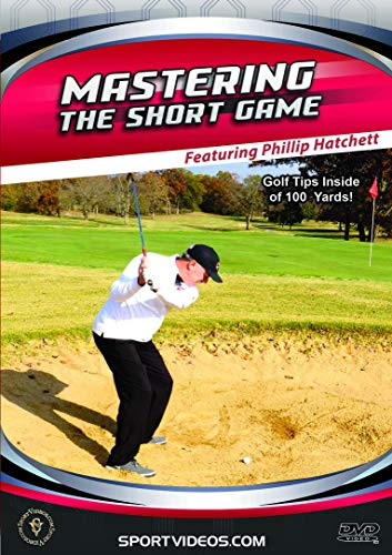 Mastering The Short Game - Golf Tips Inside 100 Yards! DVD