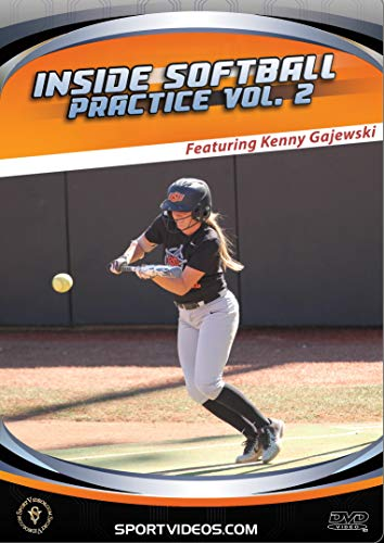 Inside Softball Practice with Coach Kenny Gajewski Vol. 2 DVD