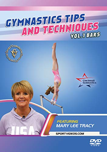 Gymnastics Tips and Techniques - Vol. 1 Bars DVD featuring Coach Mary Lee Tracy