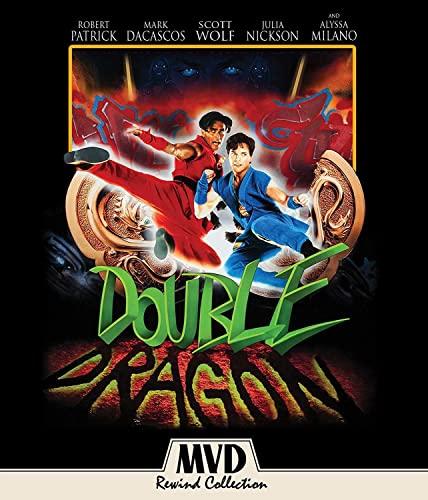 Double Dragon [Blu-ray]