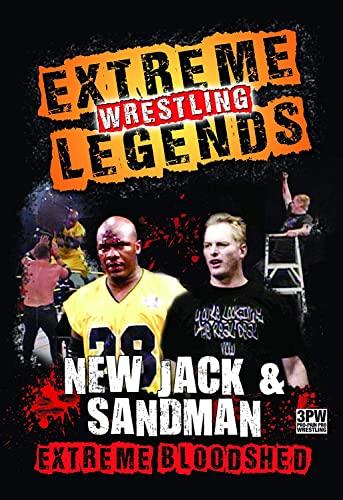 Extreme Wrestling Legends: New Jack & Sandman, Extreme Bloodshed
