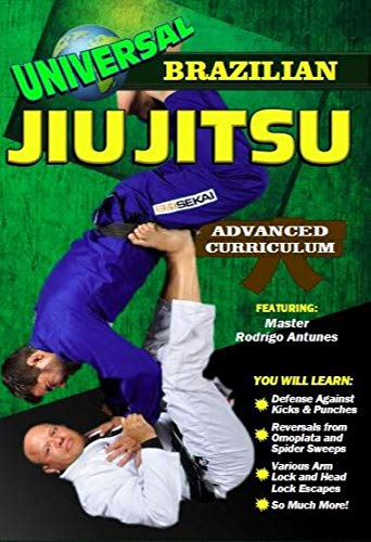 Universal Brazilian Jiu Jitsu Advanced Curriculum