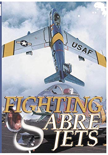 Military History Fighting Sabre Jets