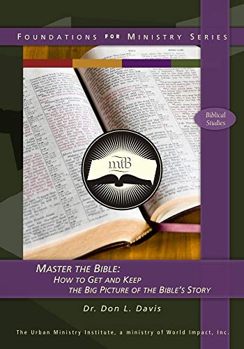 Master the Bible DVD
