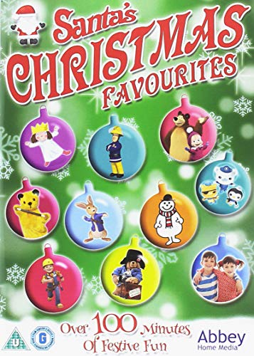 Santa's Christmas Favourites