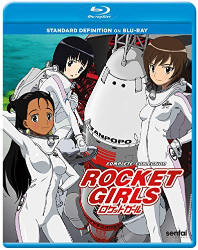 Rocket Girls: Complete Collection [Blu-ray]