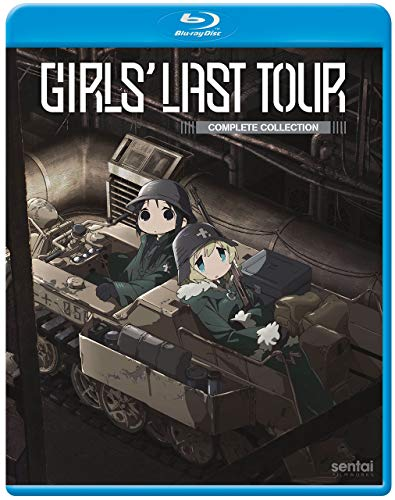 Girls' Last Tour: Complete Collection [Blu-ray]