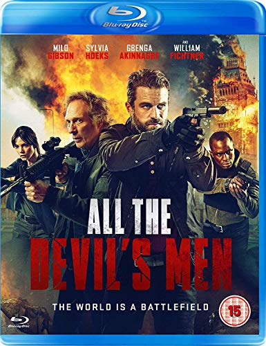 All The Devil's Men [Blu-ray]