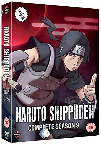 Naruto Shippuden Complete Series 9 Box Set