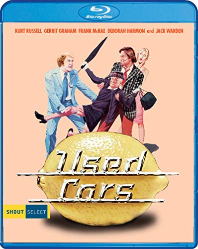 Used Cars [Blu-ray]
