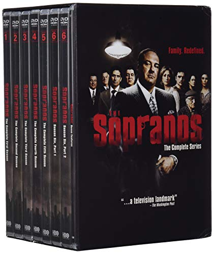 Sopranos, The: Complete Series