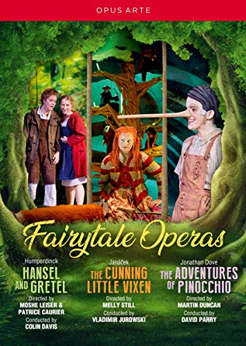 Humperdinck, Janacek, & Dove: The Fairytale Operas