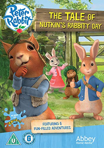 Peter Rabbit - The Tale of Nutkins Rabbity Day