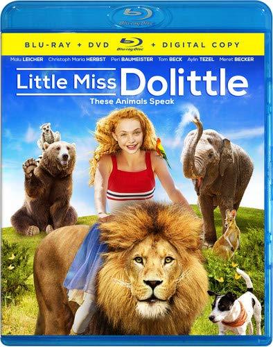 Little Miss Dolittle BD/DVD/Digital Combo [Blu-ray]