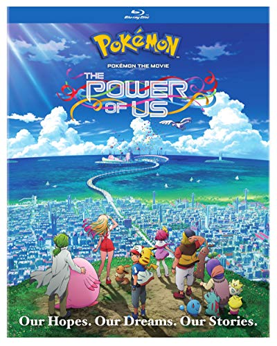 Pokémon the Movie: The Power of Us [Blu-ray]