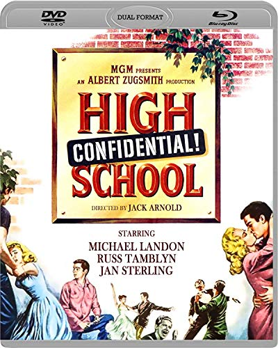 High School Confidential! [Blu-ray]