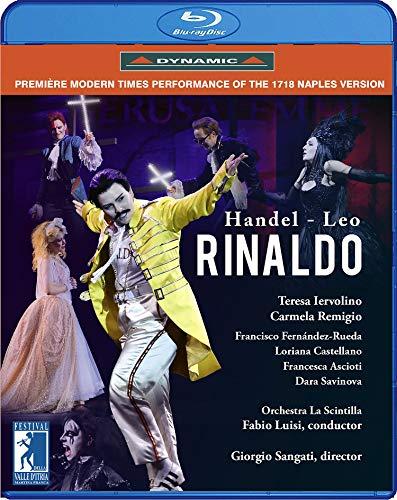Handel& Leo: Rinaldo [Blu-ray]