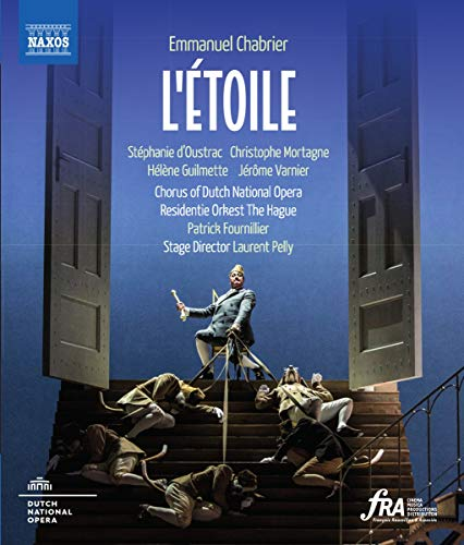 Chabrier: LEtoile [Blu-ray]