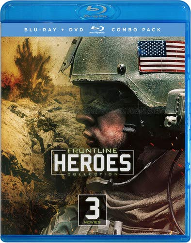 Frontline Heroes Collection [Blu-ray]