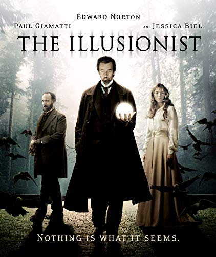 Illusionist, The [Blu-ray]