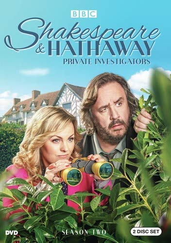 Shakespeare and Hathaway: Season Two